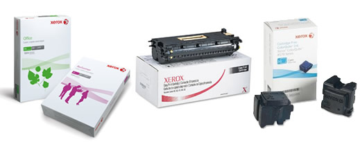 Commtech Office Solutions Xerox Supplies